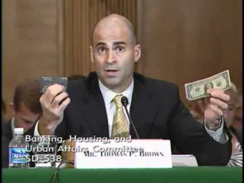 Senate Banking Committee Hearing: Developing the Framework for Safe and Efficient Mobile Payments