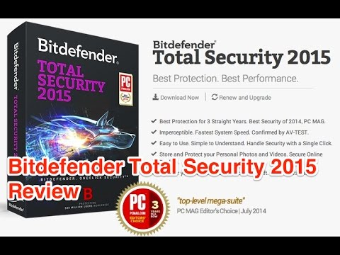 How To Get Bitdefender Total Security 2015 For Free [New 2014] from YouTube · High Definition · Duration:  4 minutes 22 seconds  · 1,000+ views · uploaded on 10/8/2014 · uploaded by How To Get Bitdefender Total Security 2015 For Free