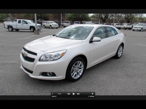 2013-chevrolet-malibu-eco-start-up,-exhaust,-and-in-depth-review