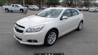 Chevrolet Malibu 2013 Videos