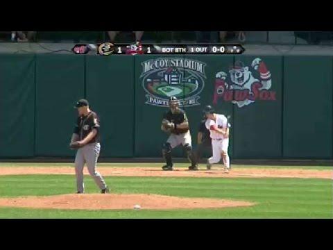 Knights Johnson gets Coyle swinging