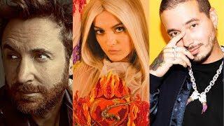 David Guetta, Bebe Rexha & J Balvin - Say My Name (Lyrics in description)