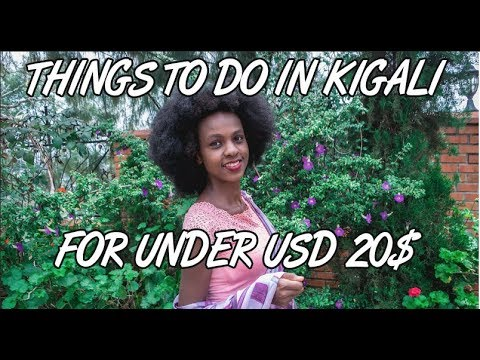 8 INCREDIBLE things to do in Kigali for under 15 USD