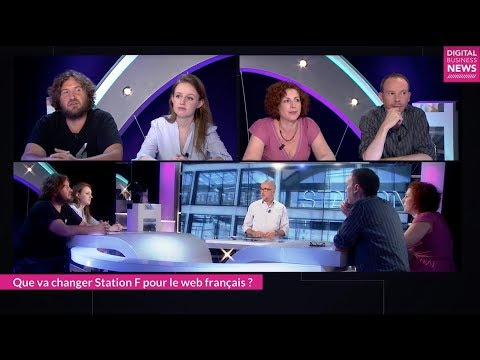 Le Grand Débat du Web N°75 (Station F, 42)
