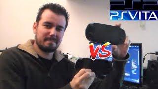 PSP vs PLAYSTATION PS VITA --- ¿Cuál comprar actualmente? - Español