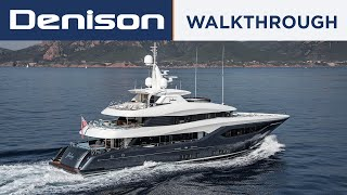 VIATORIS: 133 Conrad Superyacht [Walkthrough]