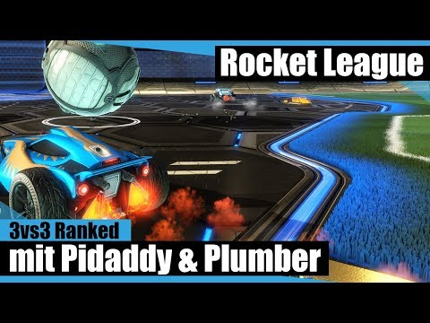 3vs3 RANKED | ROAD TO PLATIN | mit Pidaddy & Plumber