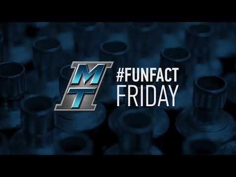 FunFactFriday - Manufacturing Services