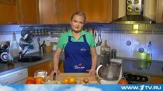 Пирог из апельсинов и миндаля от Ольги Баклановой (Вся Соль)