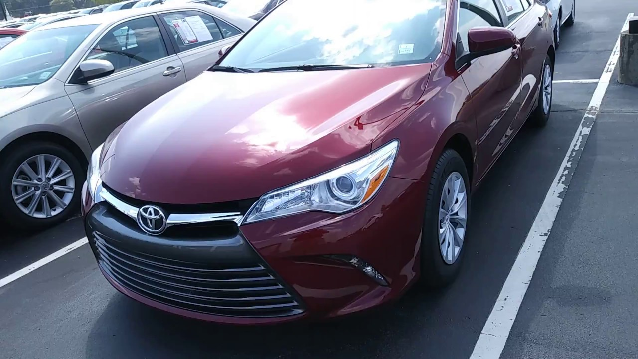 Marvelous Jerry Bass At Massey Toyota In Kinston, N.C. On The 2015 Camry