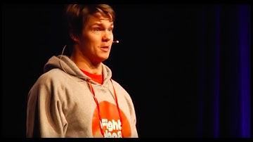 Courage in finding your path | Pekka Hyysalo | TEDxYouth@Kolmikulma