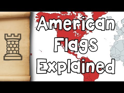 Flags of the Americas Explained