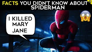 Facts You Didn't Know About SpiderMan   Spiderman Killed Mary Jane Explained In Hindi