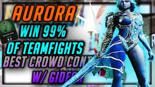 Paragon AURORA IS BACK CROWD CONTROL WIN 99% OF TEAMFIGHTS  BETTER THAN EVER OFFLANE