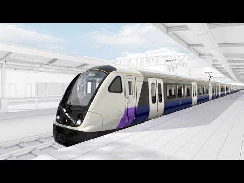 New Crossrail Trains