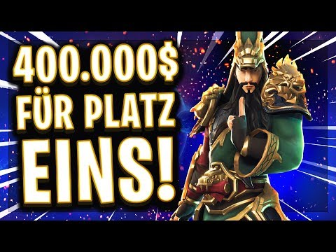 🏆🚀😳1.500.000$ PREISGELD!   Das große Fortnite ESports Finale!   Europa + Amerika Duos!