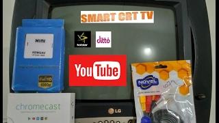 AKILLI TV eski CRT TV dönüştürmek