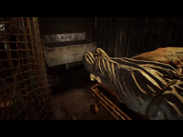 Resident Evil 7 Biohazard PS4 Pro Gameplay