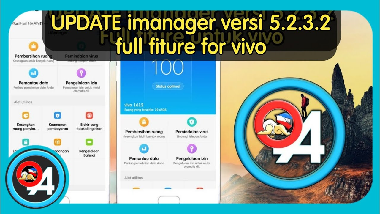 UPDATE imanager version 5 2 3 2 for vivo - hmong video