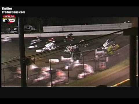 Cowtown Speedway NSS Friday 11-12-10 ASCS Highlights