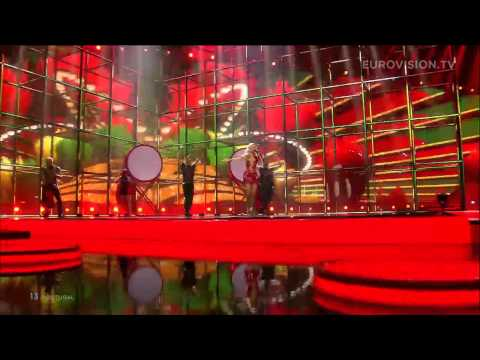 Suzy - Quero Ser Tua (Portugal) LIVE 2014 Eurovision Song Contest First Semi-Final