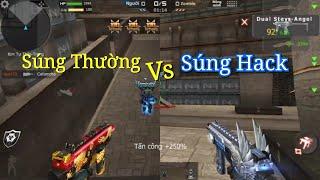 CF Mobile/CF Legends | Dual TMP Royal Dragon vs DUAL TMP VIP - Khác Nhau NTN ?