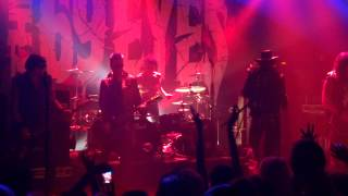 Sister of charity - The 69 Eyes live @ Tavastia, 06.09.2014: 25 Years of Rock