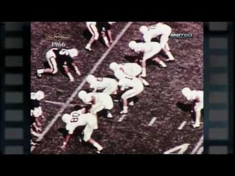Northwestern Wildcats Football 1966