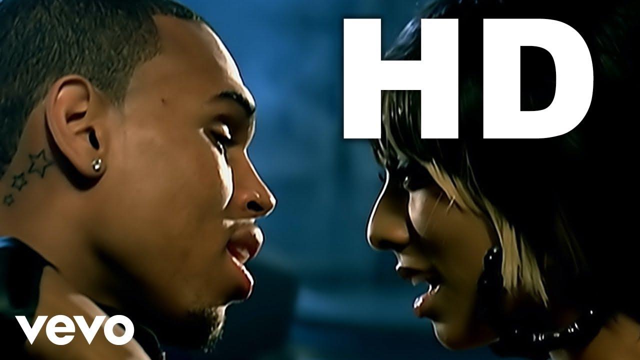 Chris Brown - Superhuman (Official Music Video) ft. Keri Hilson #1
