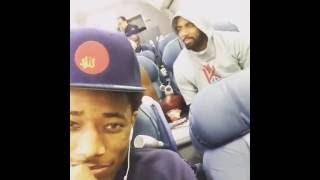 Team USA Basketball (Kyrie Irving, Jimmy Butler) singing