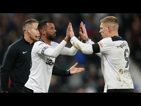 SHORT MATCH HIGHLIGHTS | Derby County 2-0 Hull City