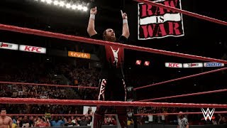 WWE 2K Universe - WWE 2K18: Raw Is Retro 25 Years Special thumbnail