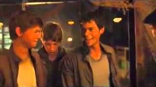 Maze runner - The scorch trials bloopers