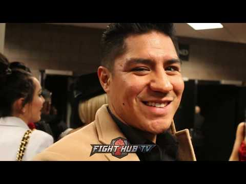 "JESSIE VARGAS ""AT 40 IM SURPRISED PACQUIAO CAN PERFORM AT THAT LEVEL!"""
