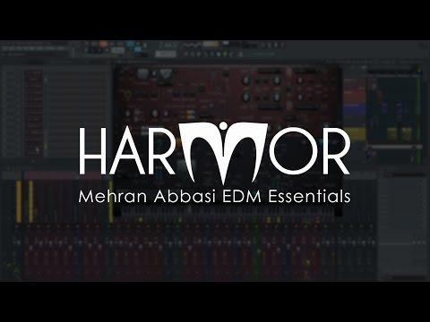 Harmor  Mehran Abbasi EDM Essentials Library