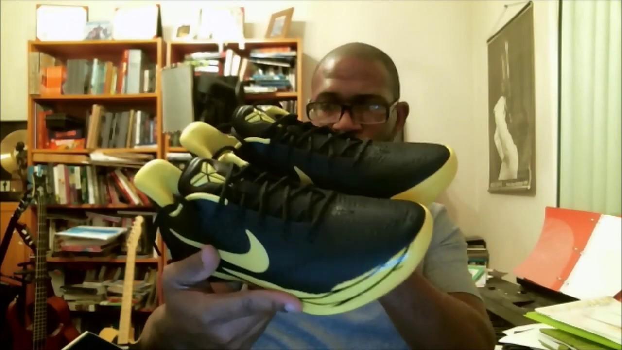 a51538cb8f55 Nike Kobe AD Oregon Black Yellow Strike 922026-001