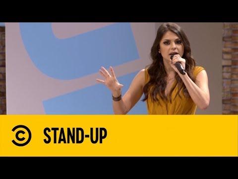 Bruna Louise explica os tipos de GEMIDOS   Stand Up no Comedy Central