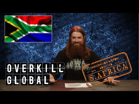 South African Slam & Brutal Death Metal episode thumbnail