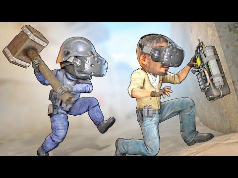 УПОРОТЫЙ СПЕЦНАЗ в ВИРТУАЛЬНОЙ РЕАЛЬНОСТИ | HTC Vive | Pavlov VR
