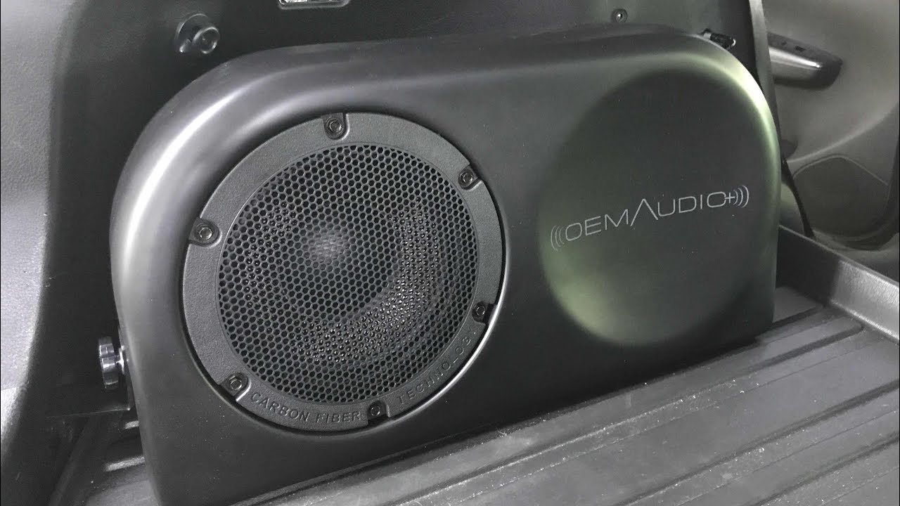Oem Audio Plus >> Subaru Impreza Wrx Sti Oem Audio Plus System Installation Review