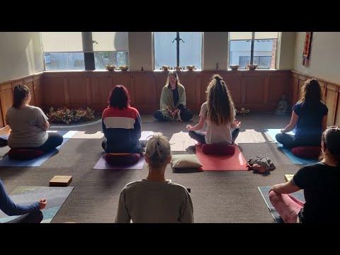 A Mindful Morning Mini Wellness Retreat   Napier, New Zealand.