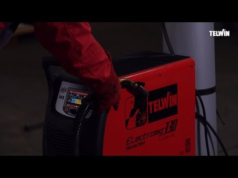 ELECTROMIG WAVE. The welding machine with WAVE intelligence