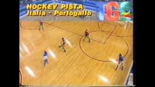 Hockey Novara  - Franco Amato Show (part 6 di 10) Olimpiadi Barcellona