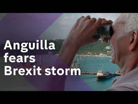 Anguilla's uncertain future after Brexit
