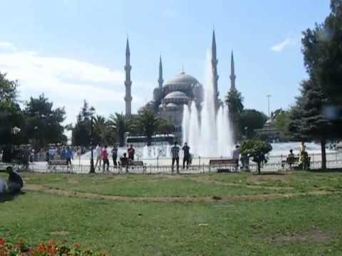 Catedrala Sf Sofia Moscheia Albastra Istanbul