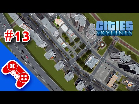 Cities: Skylines Gameplay ITA #13: tor bella monakoski