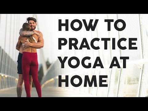Why you SHOULD practice yoga at home