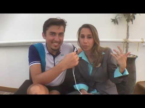 Job Onboard. Part 5 (Bonus: onboard slang): Beatriz & @alexsteko