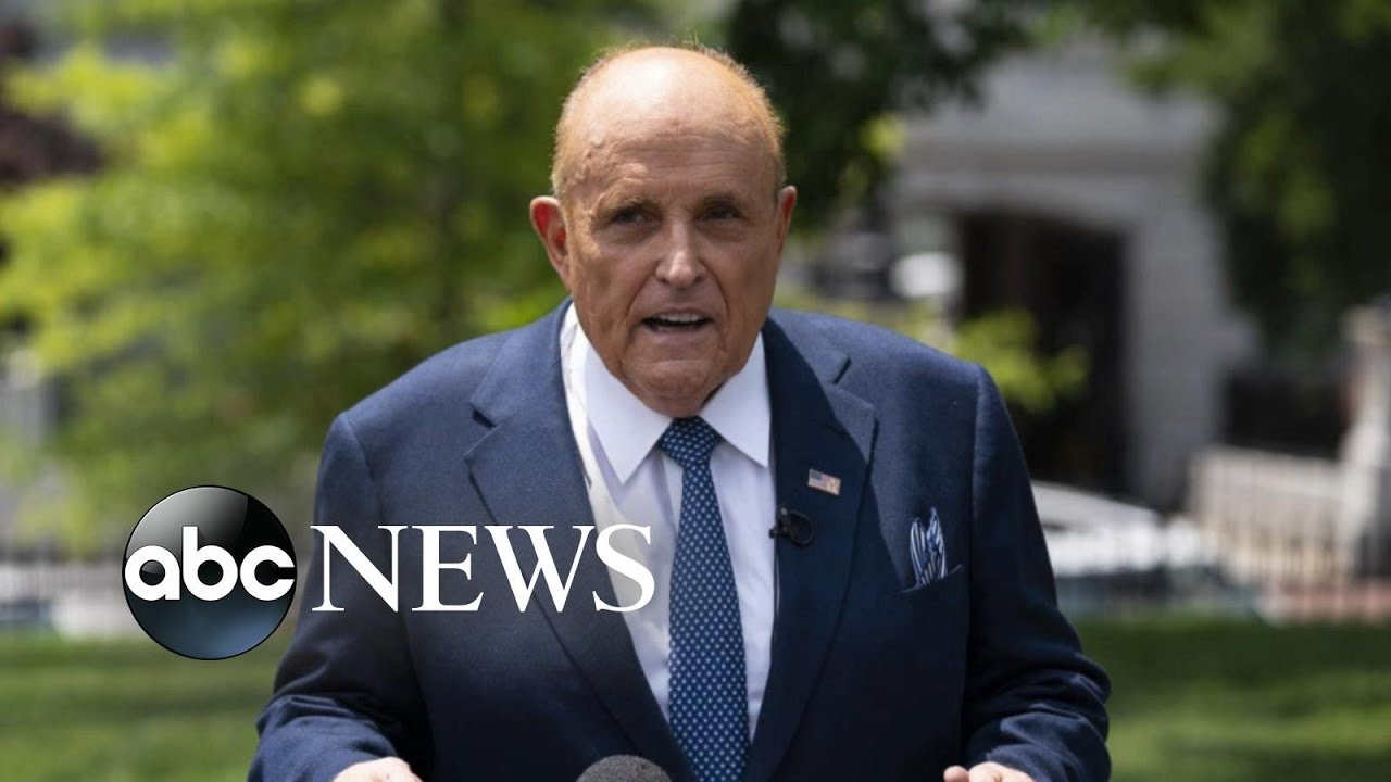 Giuliani to Senator: 'Try to Just Slow it Down'