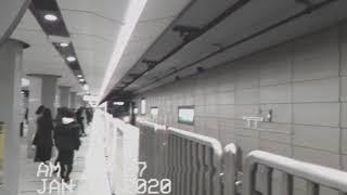 東京メトロ千代田線大手町駅5番線 入線〜発車シーン
